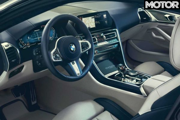 2019 BMW 8 Series - photo 4