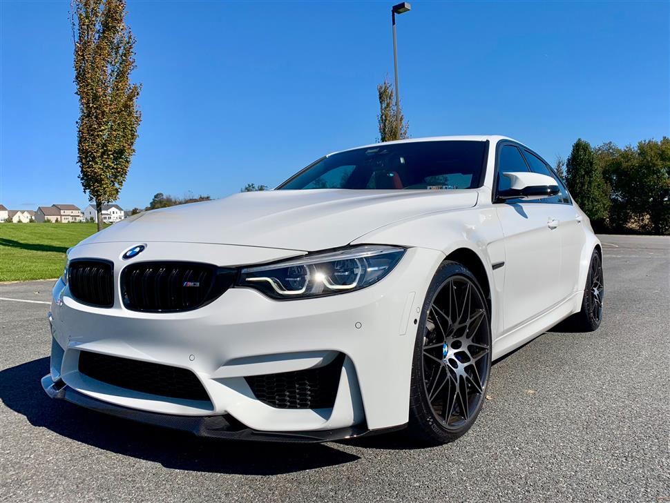 2018 BMW M3 - photo 0