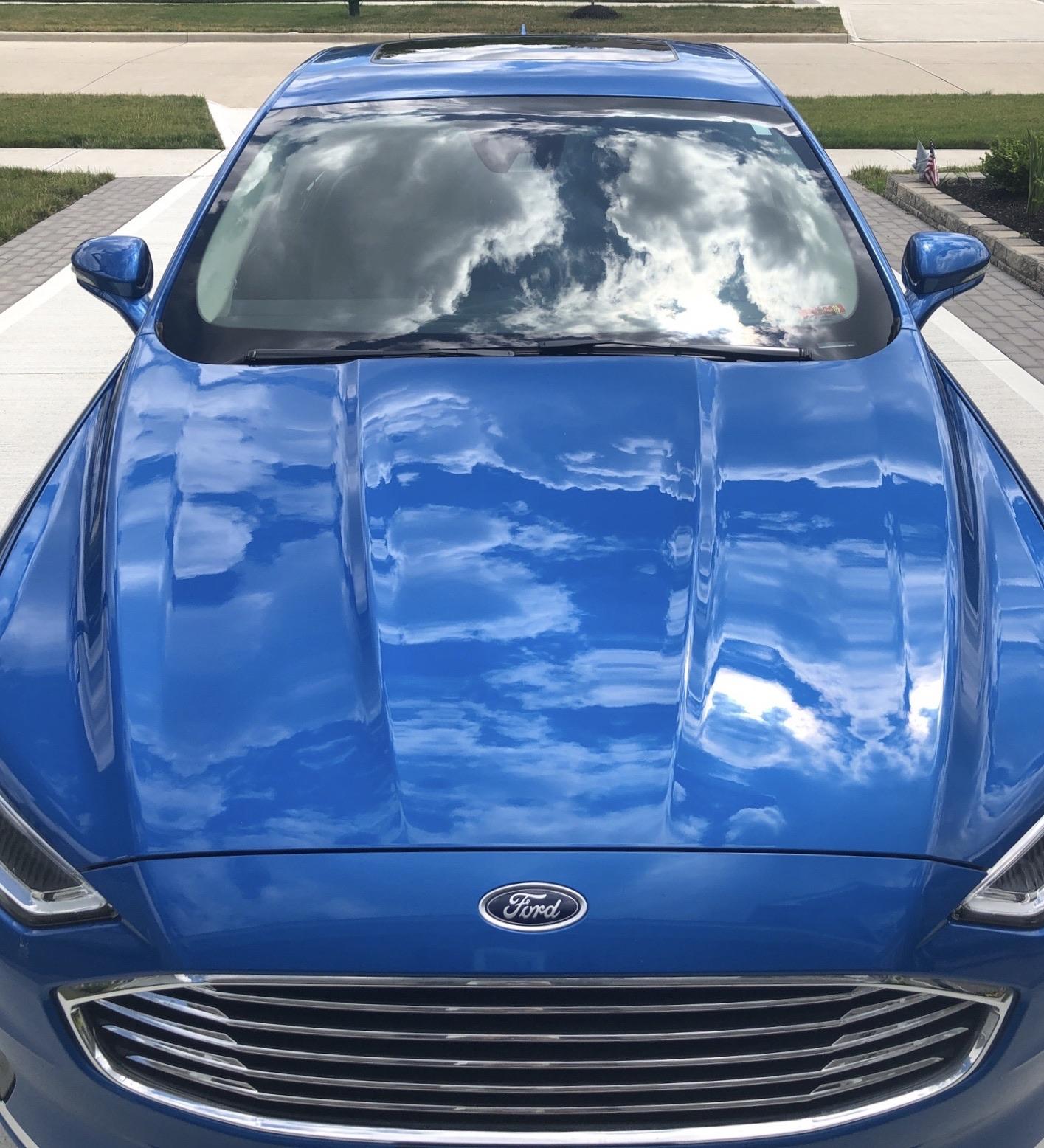 2019 Ford Fusion Hybrid - photo 3