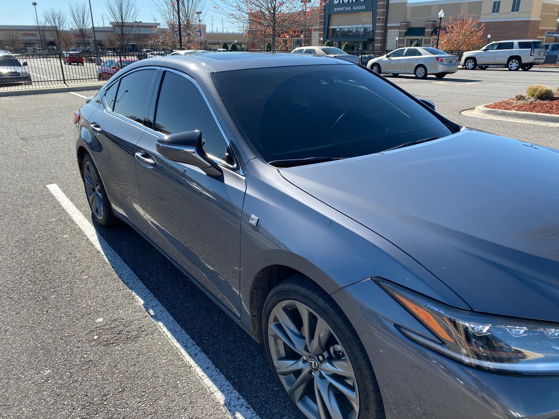 2019 Lexus ES 350 - photo 1