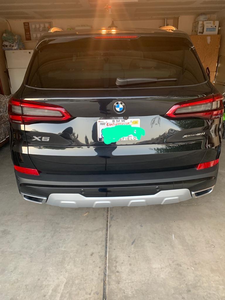 2019 BMW X5 - photo 1