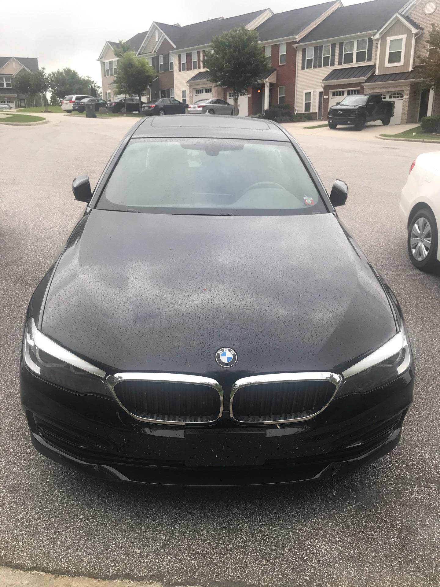 2018 BMW 5 Series - photo 3