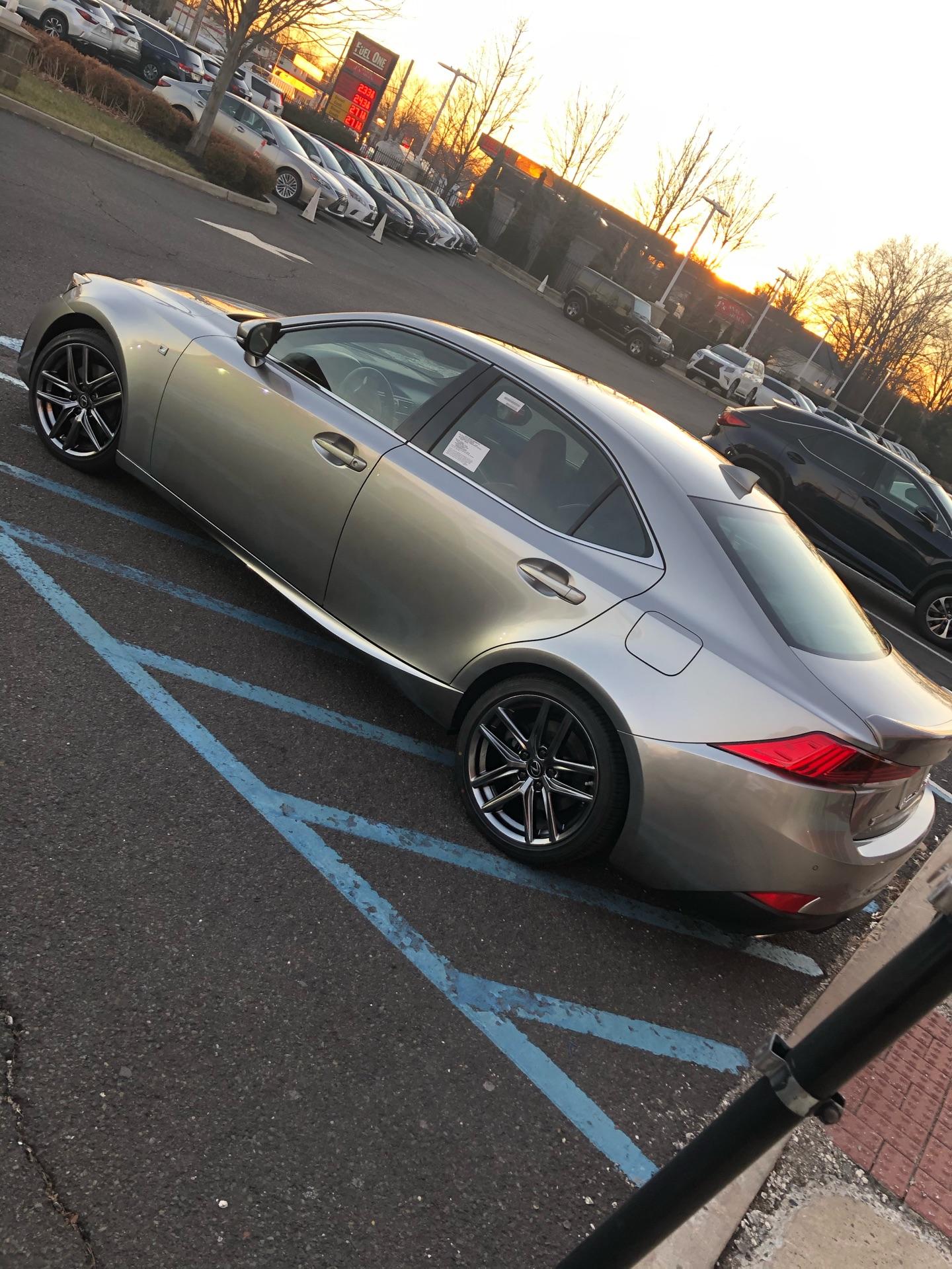 2020 Lexus IS 350 - photo 1