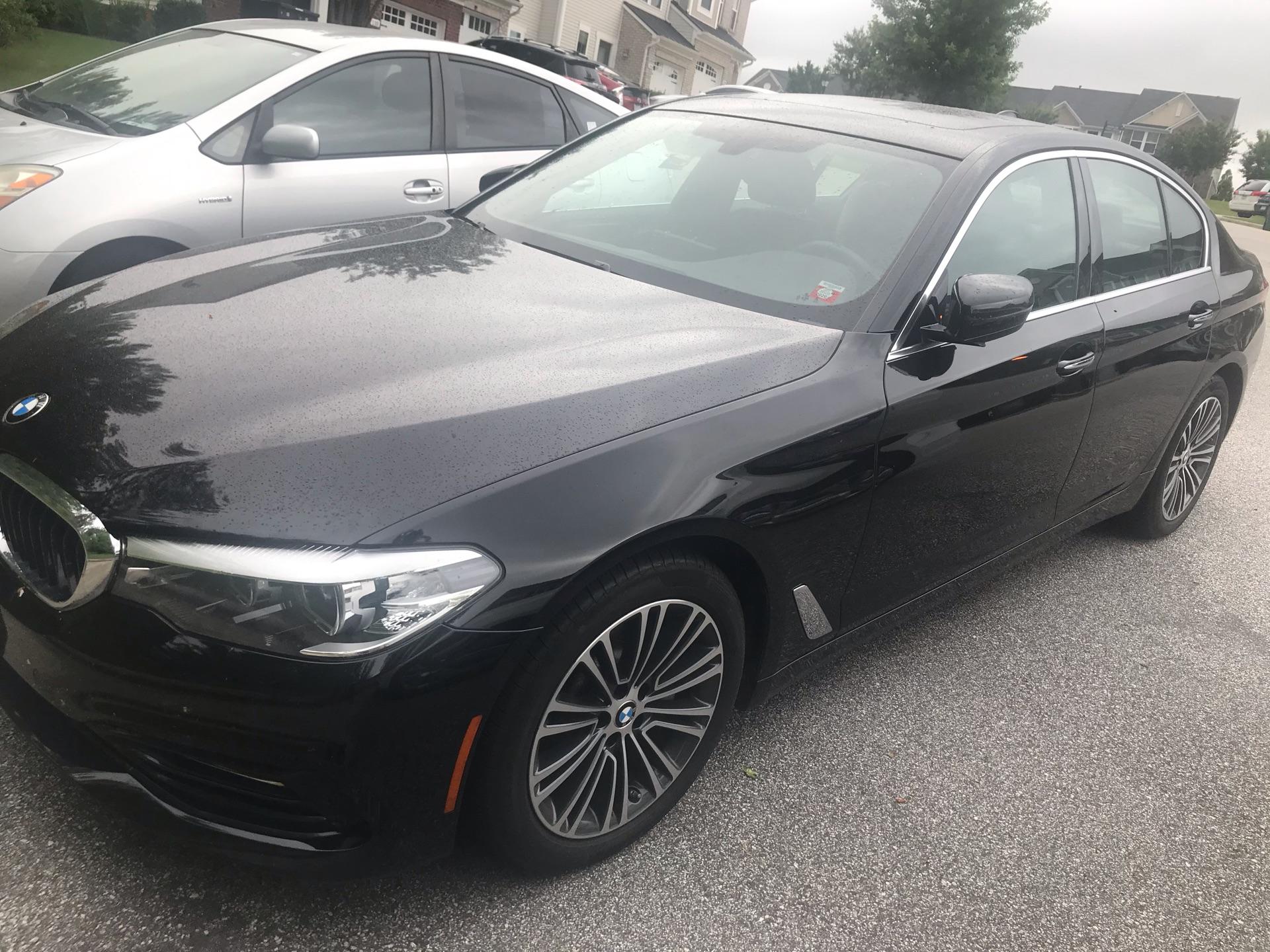 2018 BMW 5 Series - photo 2