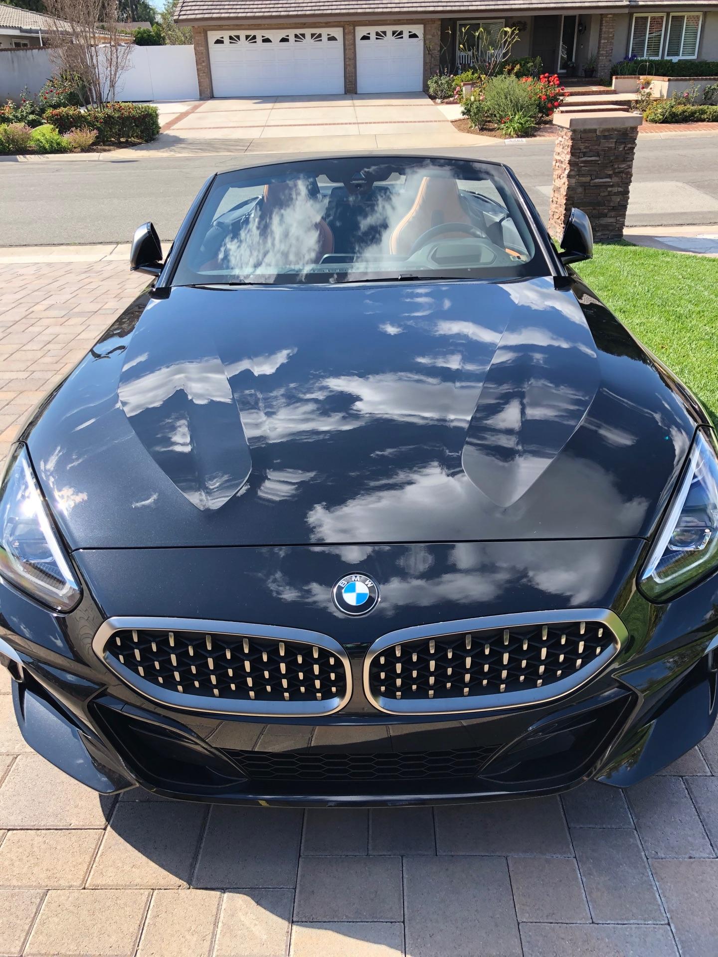 2020 BMW Z4 - photo 6