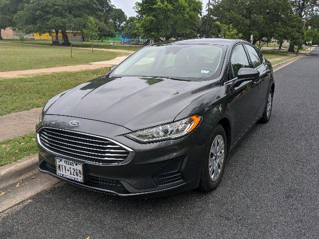 2019 Ford Fusion - photo 0