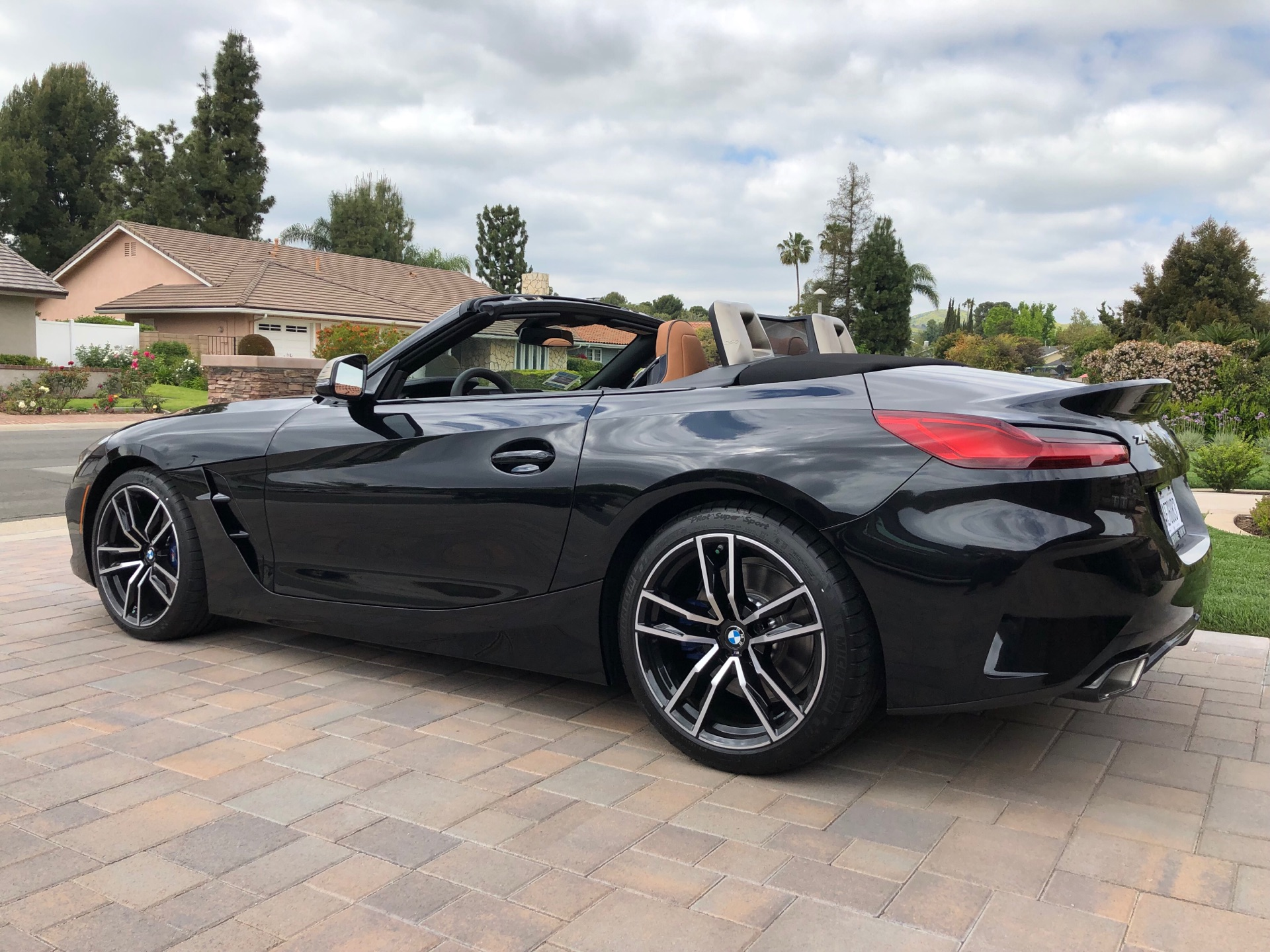 2020 BMW Z4 - photo 4