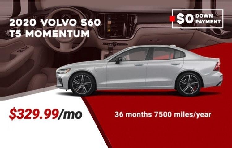 2020 Volvo S60 - photo 0