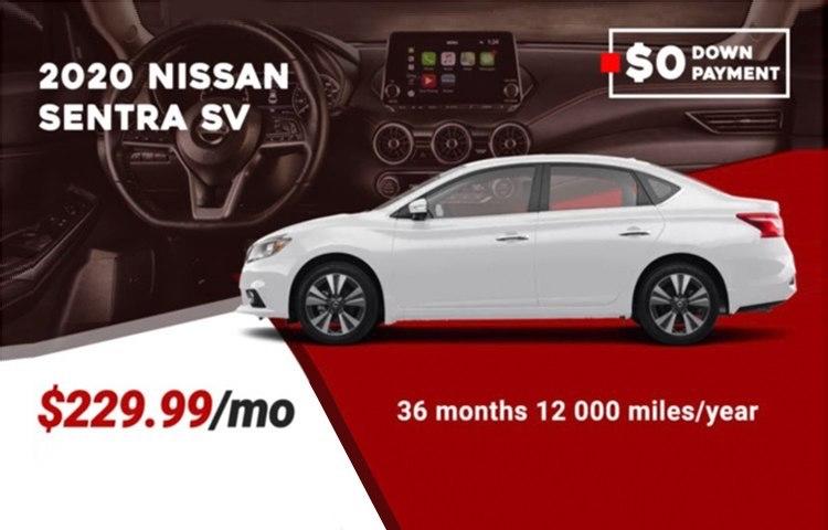 2020 Nissan Sentra - photo 0