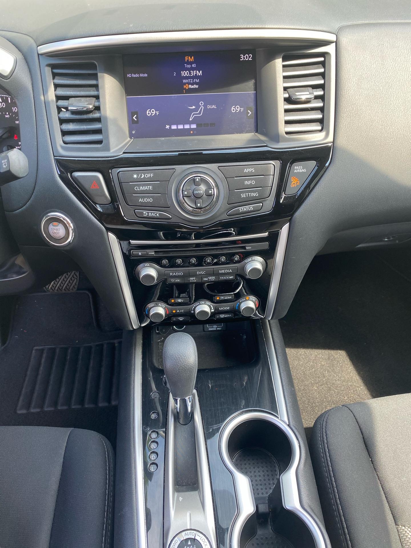 2018 Nissan Pathfinder - photo 7