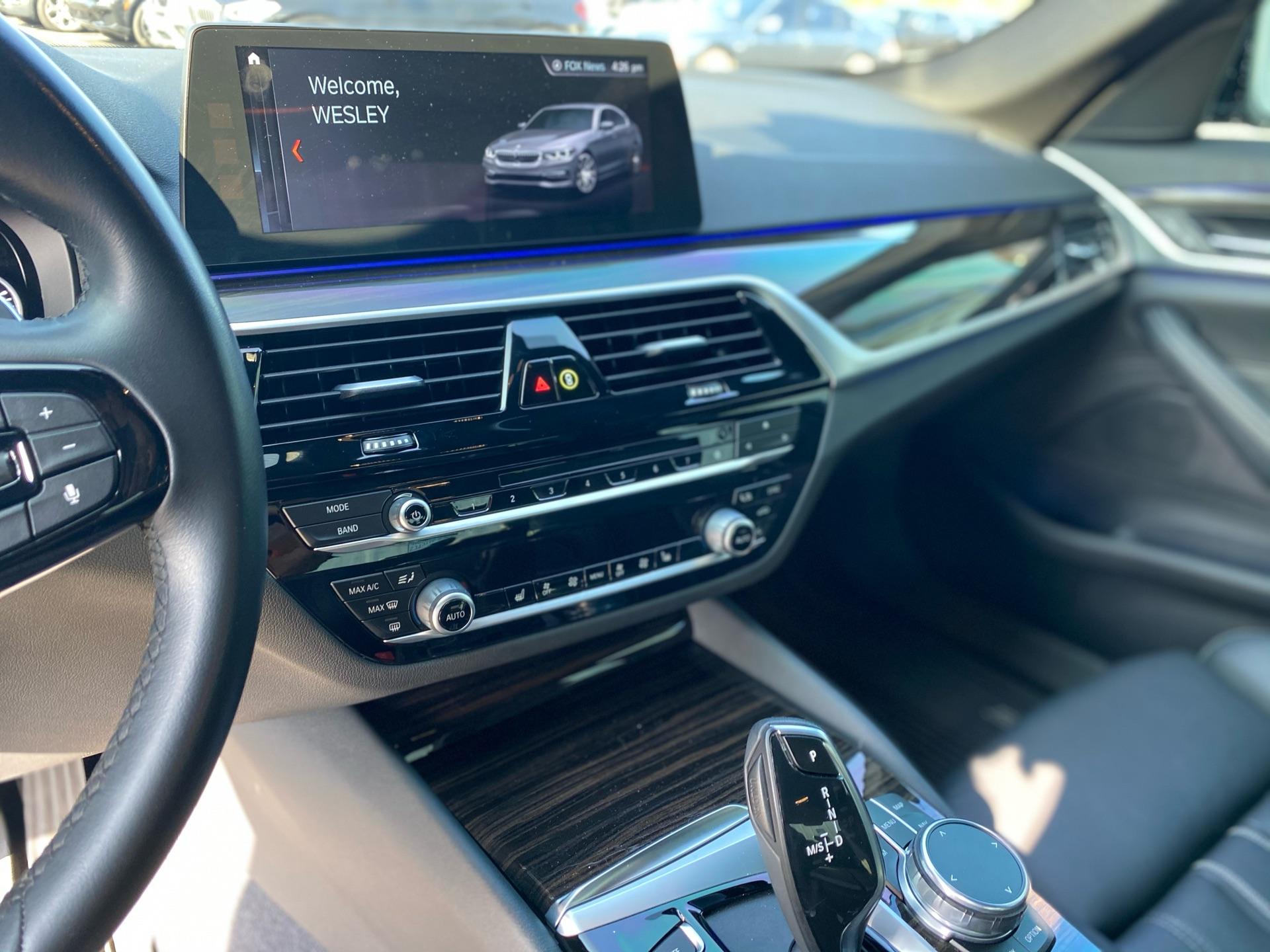 2019 BMW 5 Series - photo 5