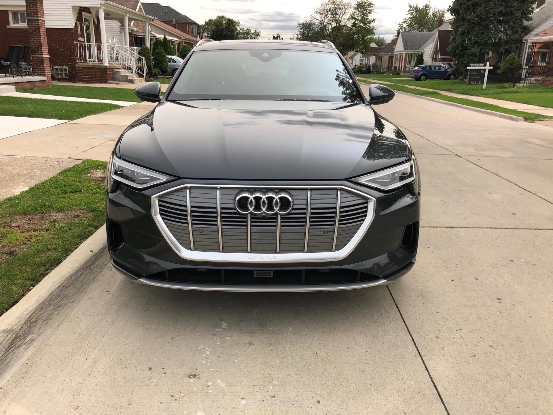 2019 Audi e-tron - photo 0