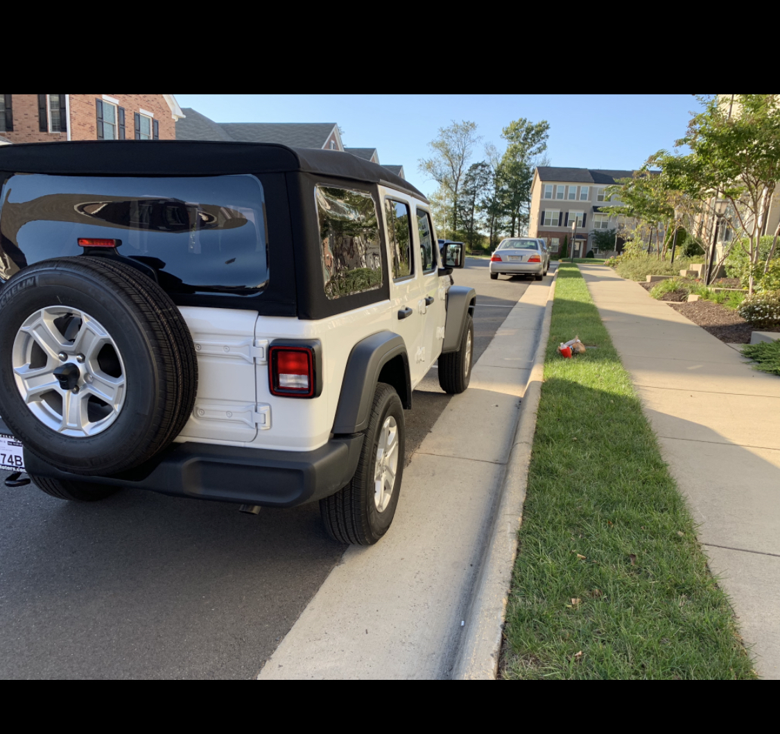 2018 Jeep Wrangler Unlimited - photo 2