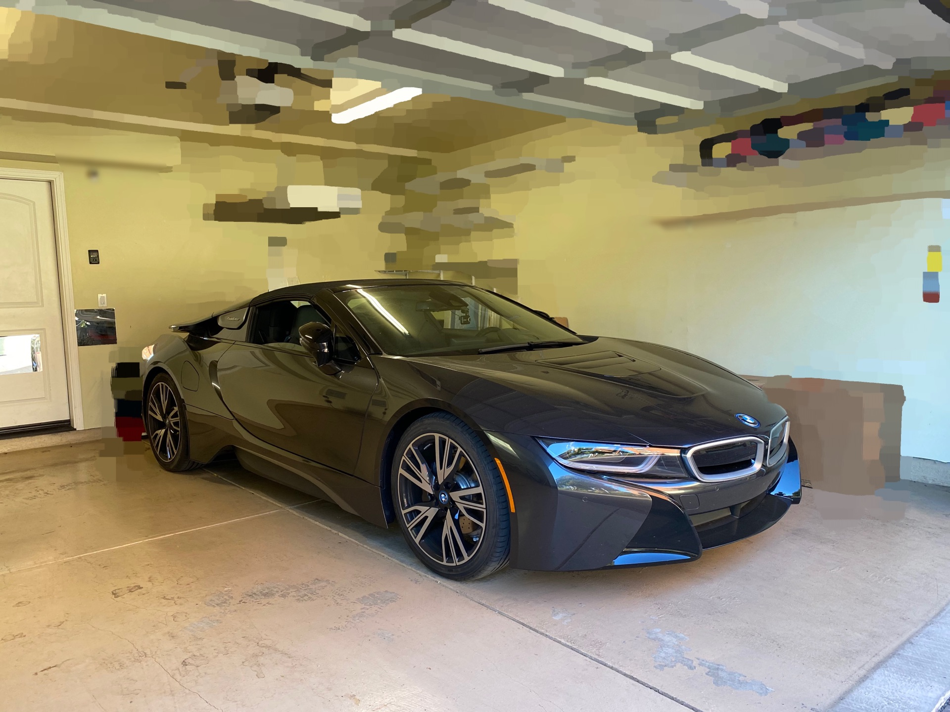 2019 BMW i8 - photo 2
