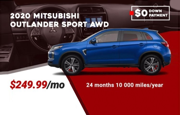 2020 Mitsubishi Outlander Sport - photo 0