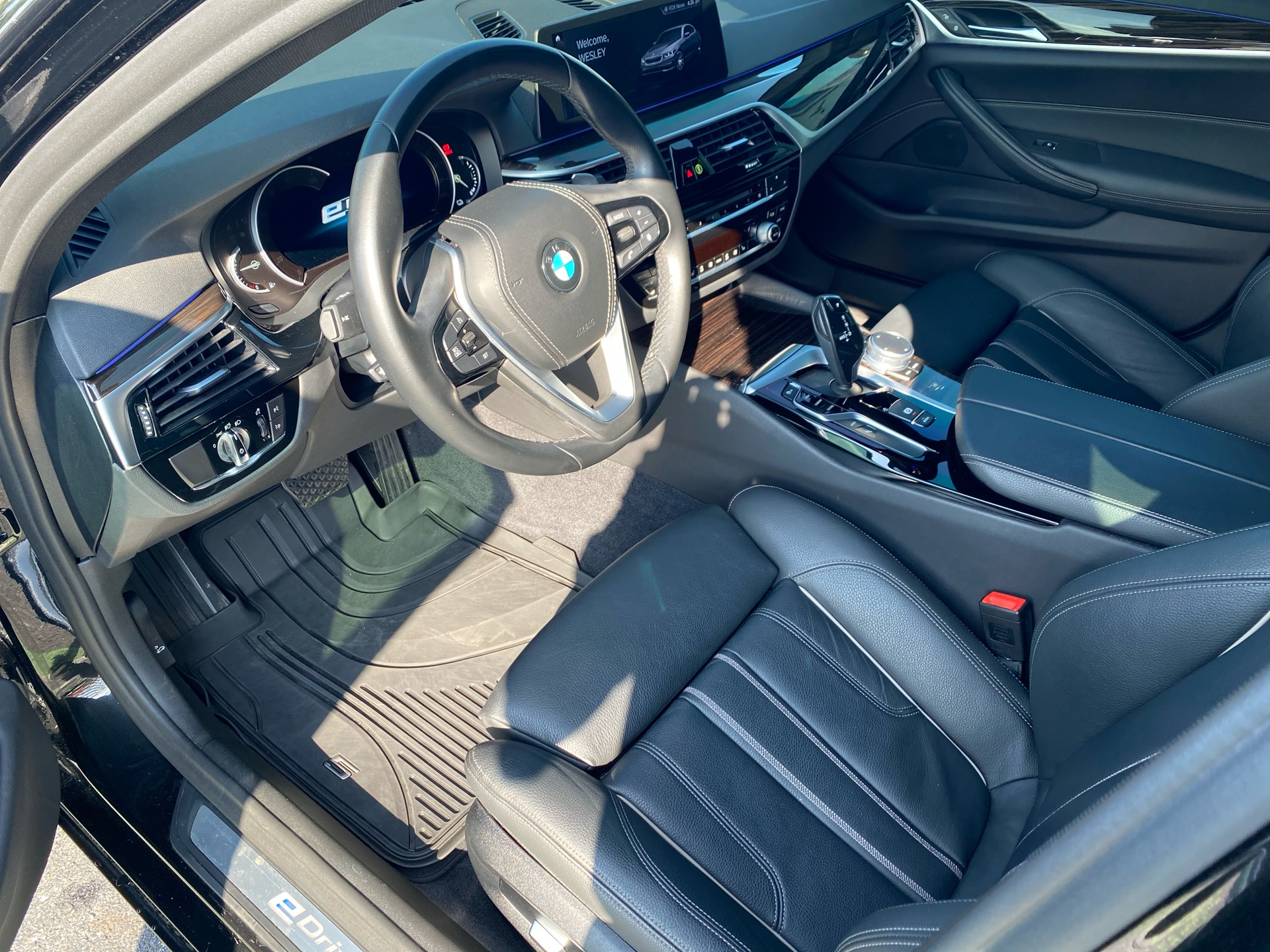 2019 BMW 5 Series - photo 3