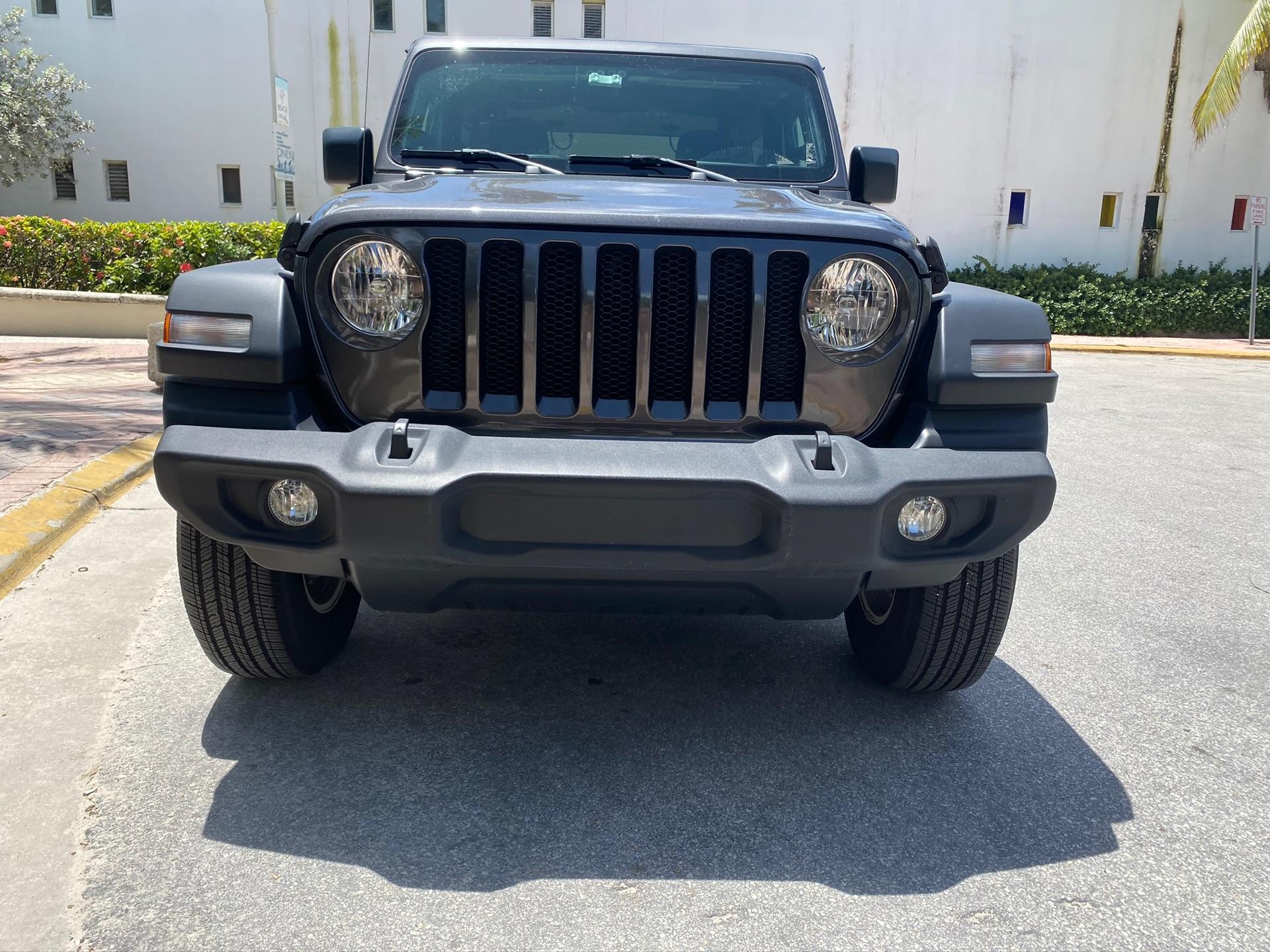 2019 Jeep Wrangler - photo 1