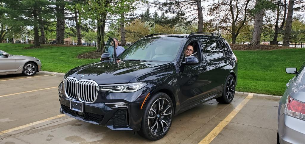 2019 BMW X7 - photo 0