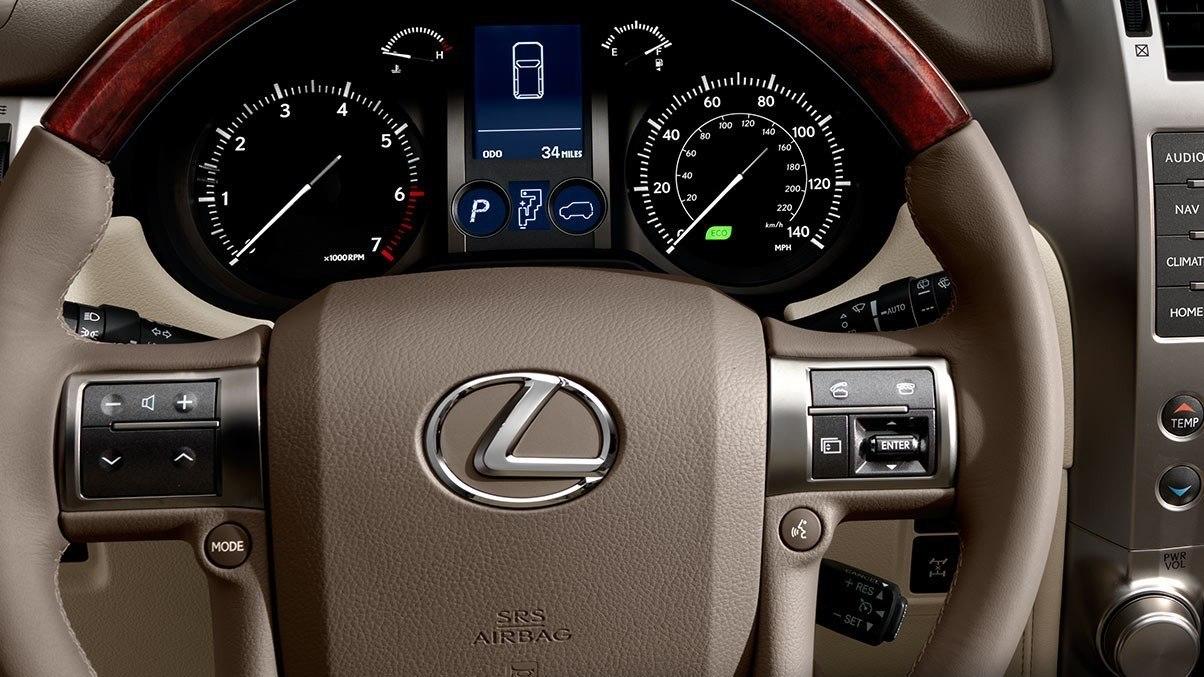 2020 Lexus GX 460 - photo 2