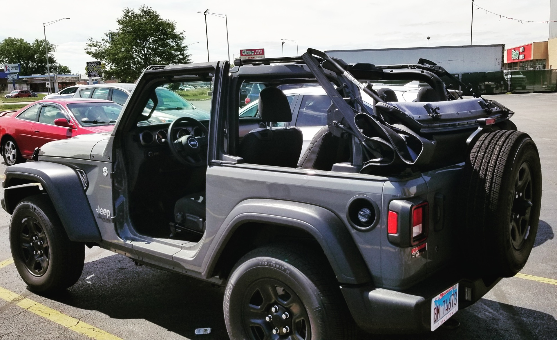 Jeep Wrangler - photo 2