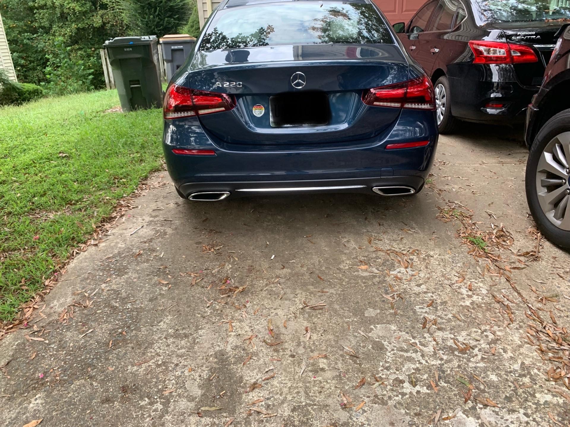 2019 Mercedes-Benz A-Class - photo 2