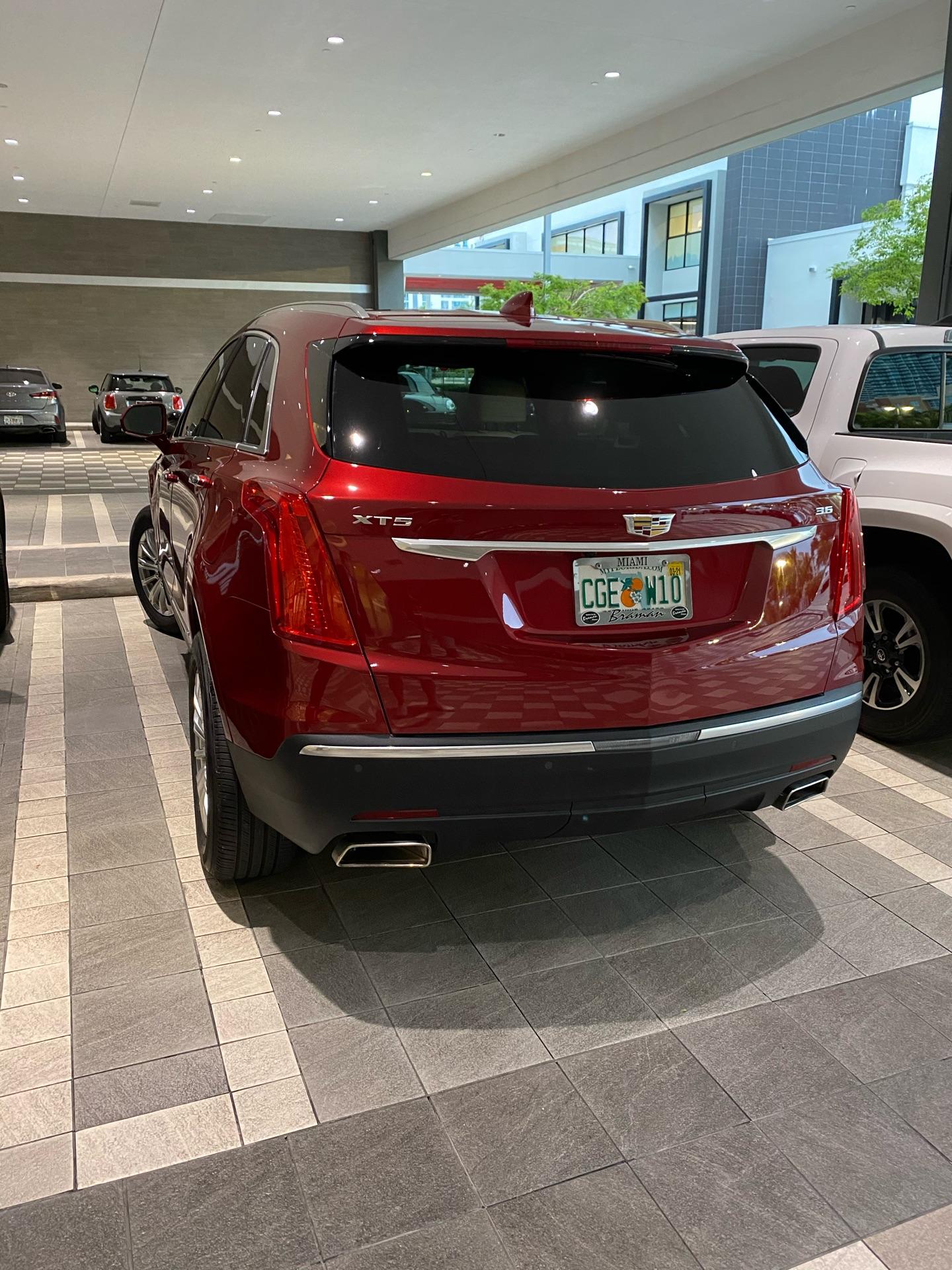 2019 Cadillac XT5 - photo 0