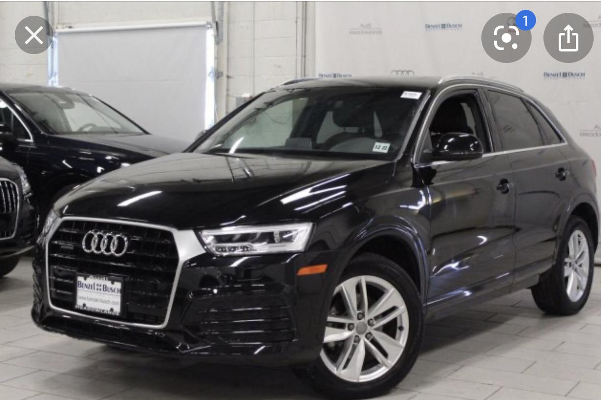 2018 Audi Q3 - photo 1