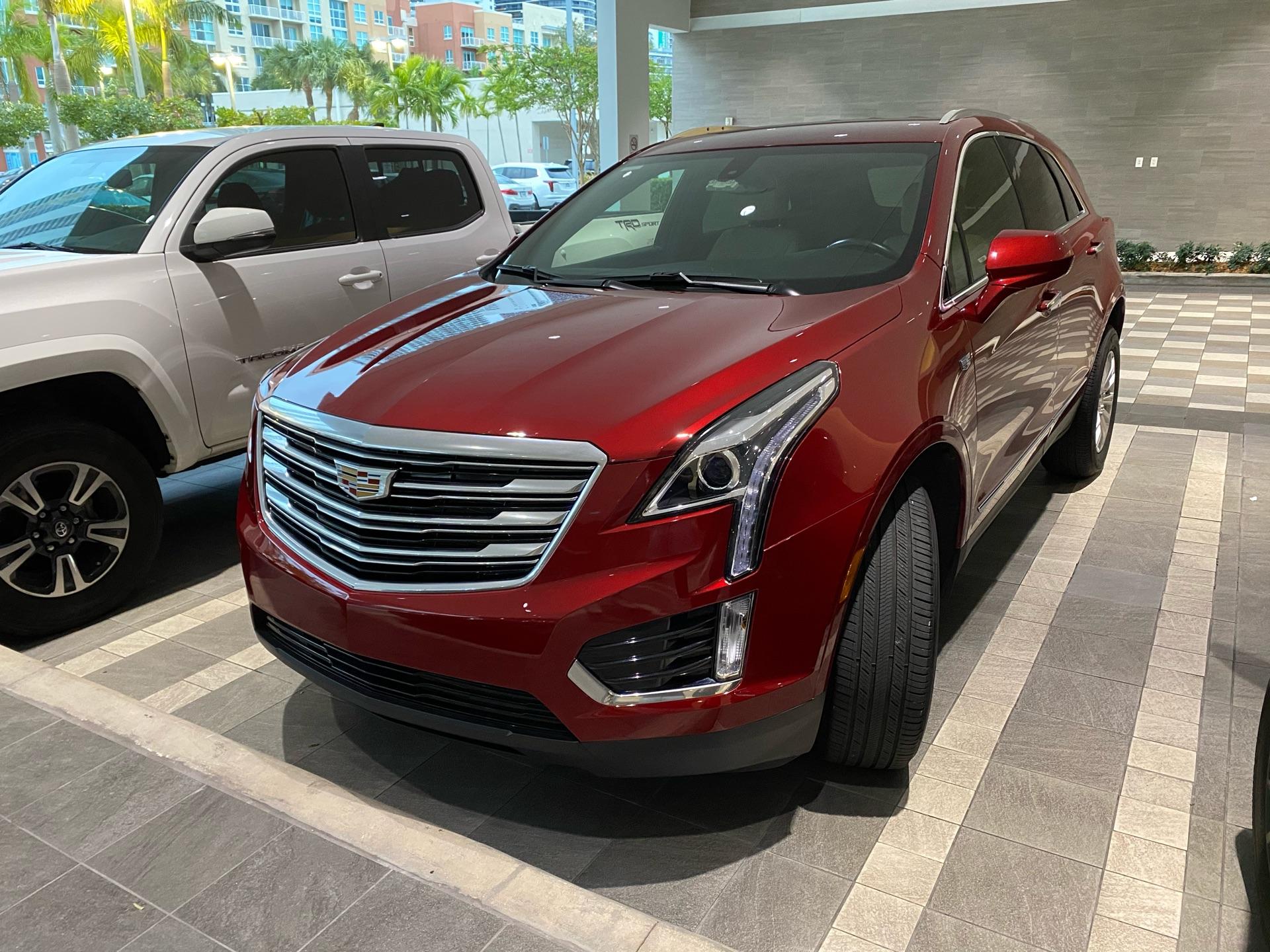 2019 Cadillac XT5 - photo 2