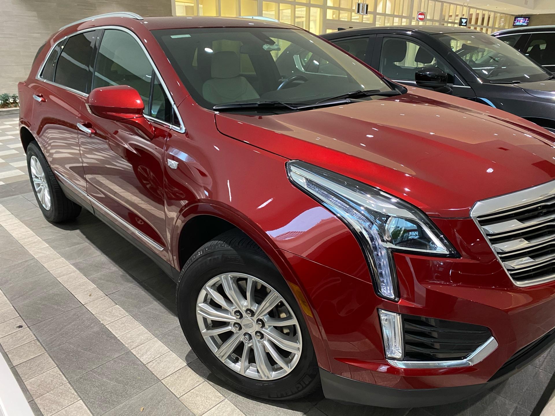 2019 Cadillac XT5 - photo 4