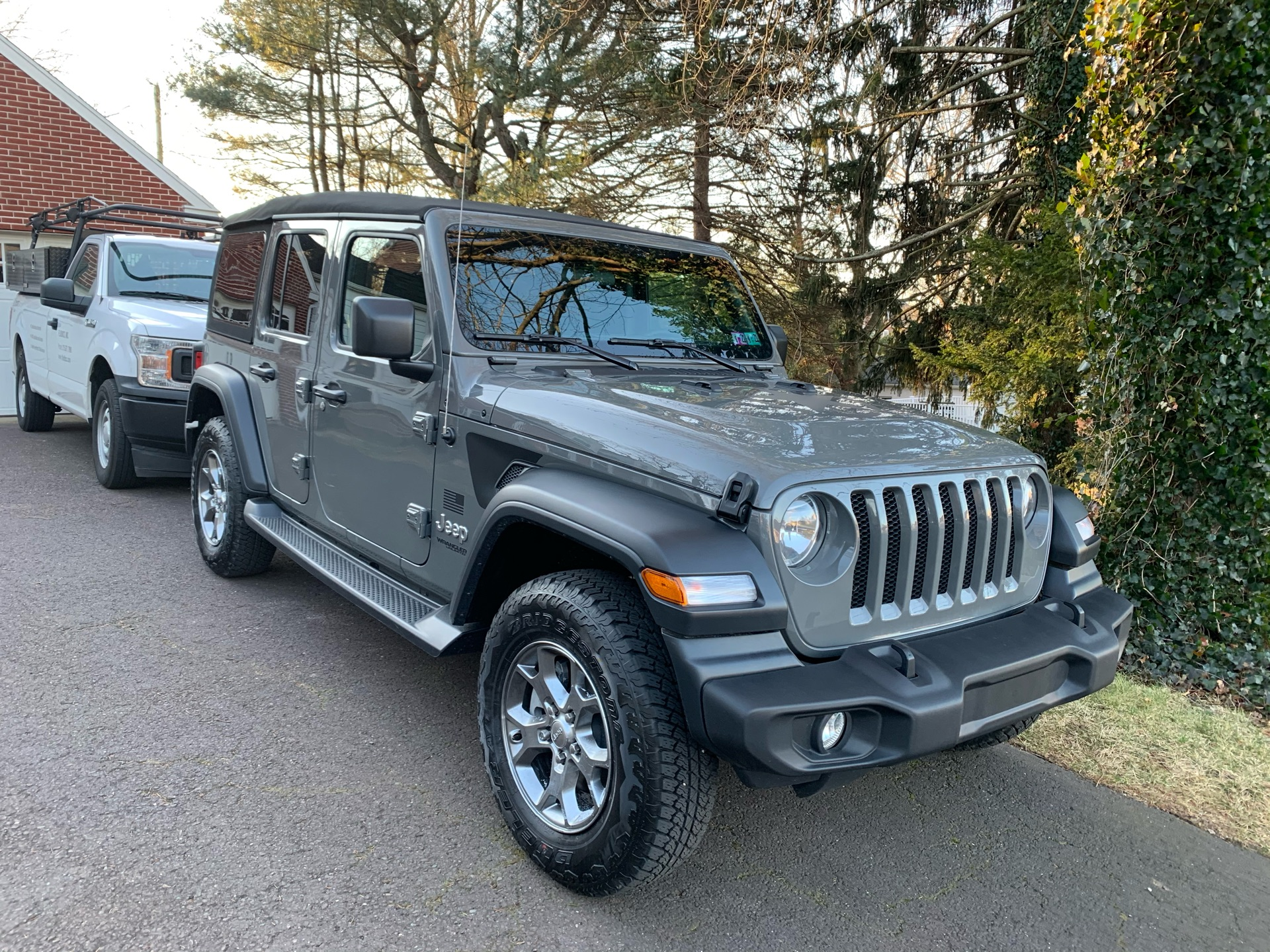 Jeep Wrangler Unlimited - photo 0