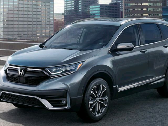 2020 Honda CR-V - photo 2