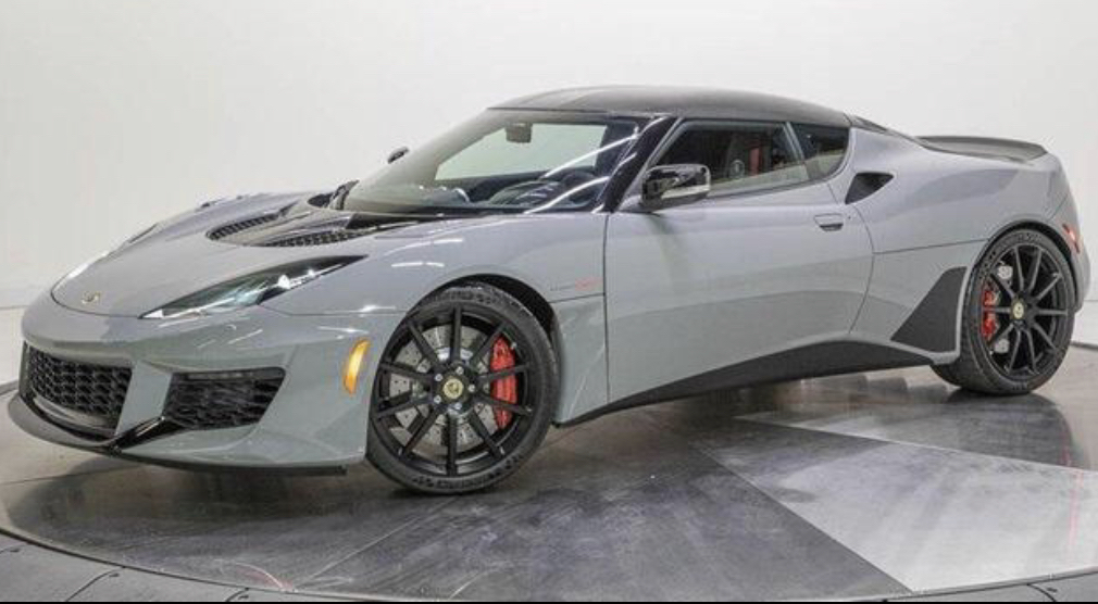 Lotus Evora 400 - photo 1