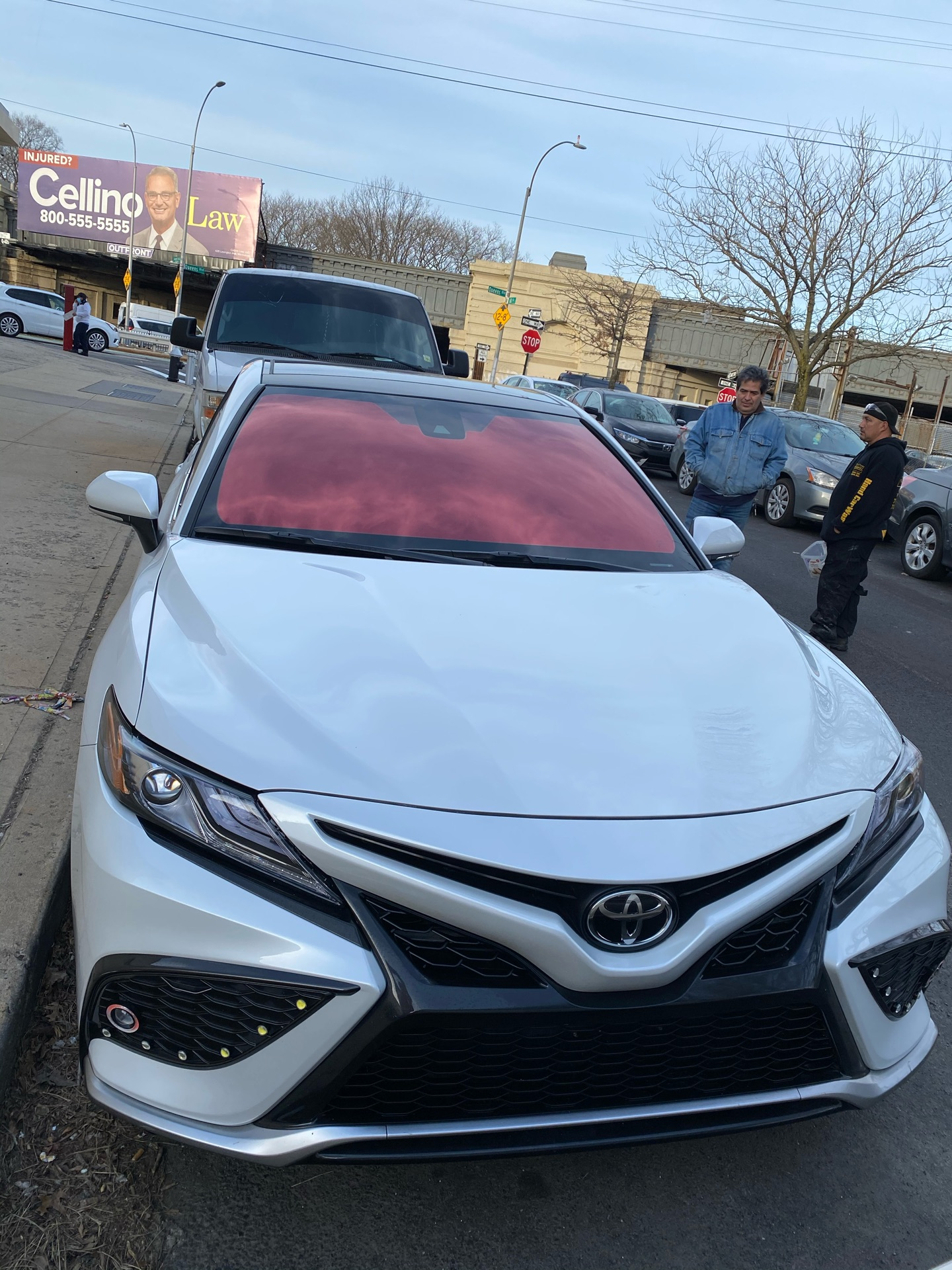 2021 Toyota Camry - photo 2