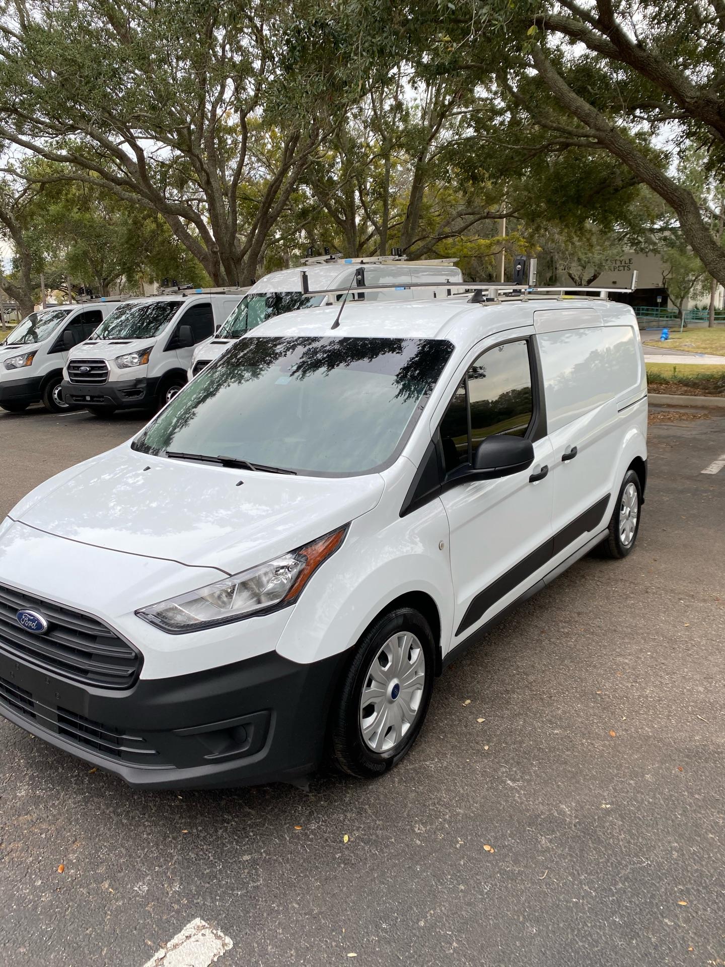 2020 Ford Transit Cargo - photo 0