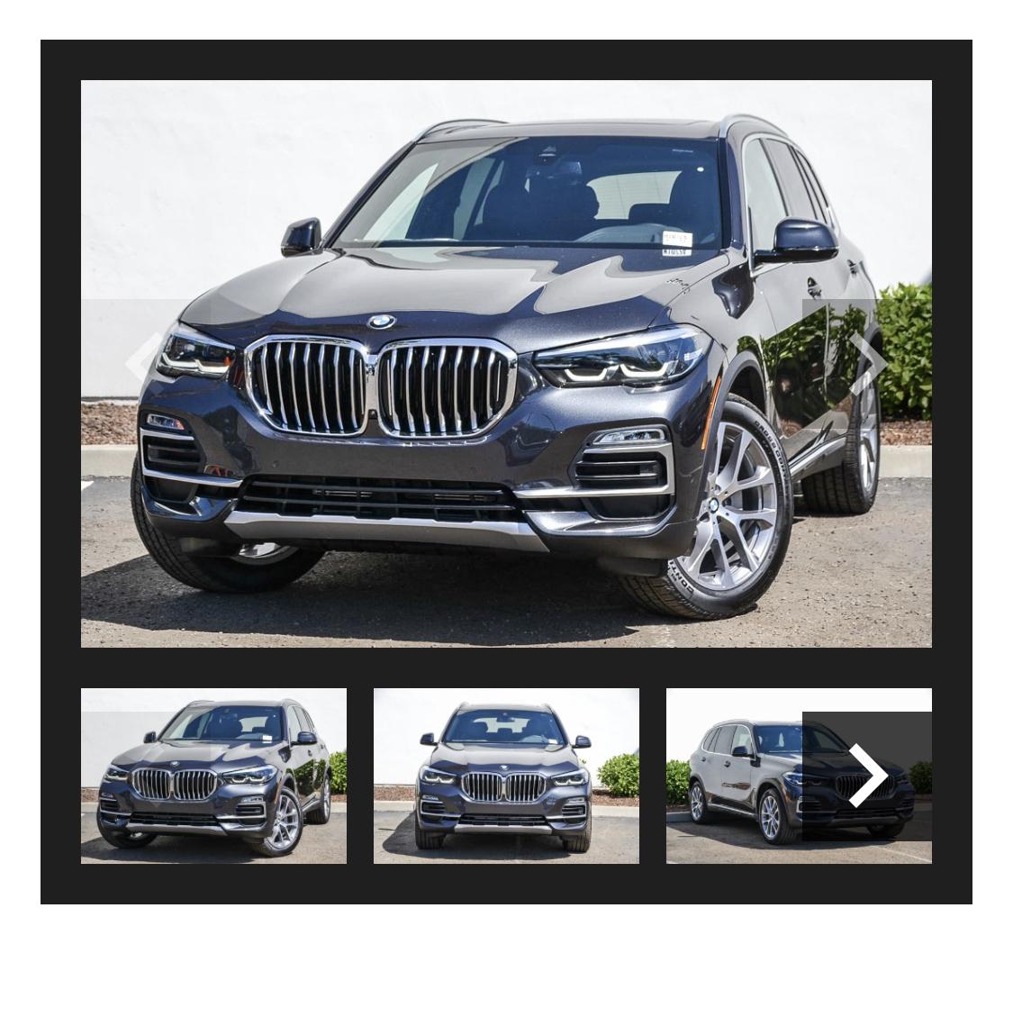 2020 BMW X5 - photo 0