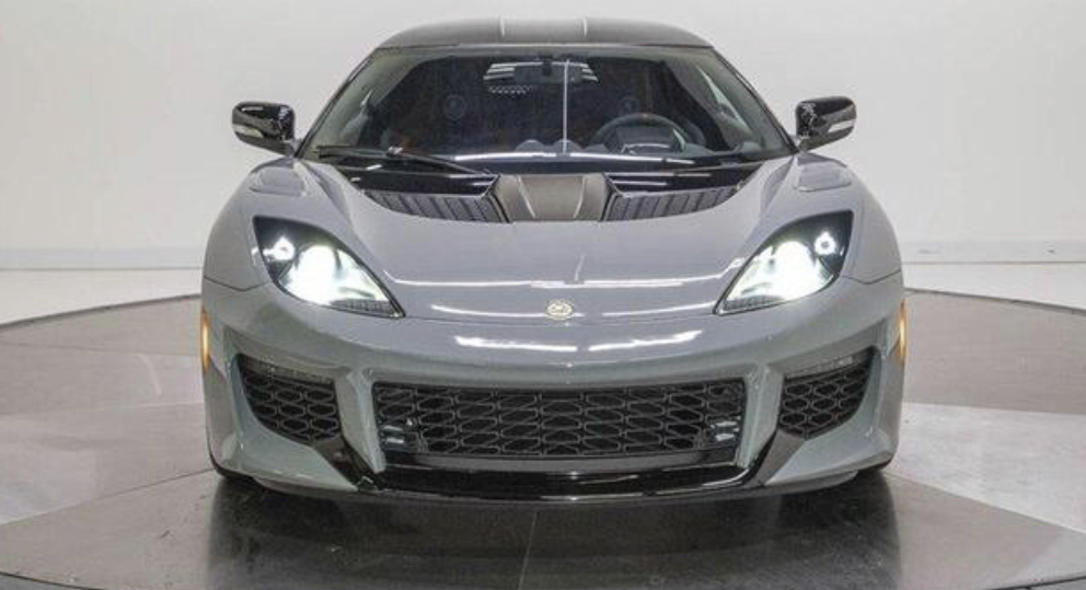 Lotus Evora 400 - photo 0