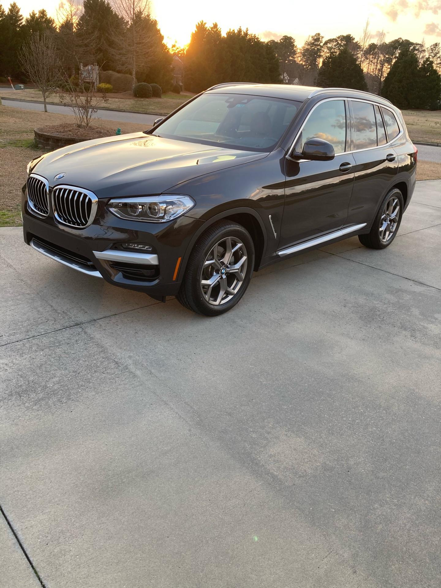 2020 BMW X3 - photo 5