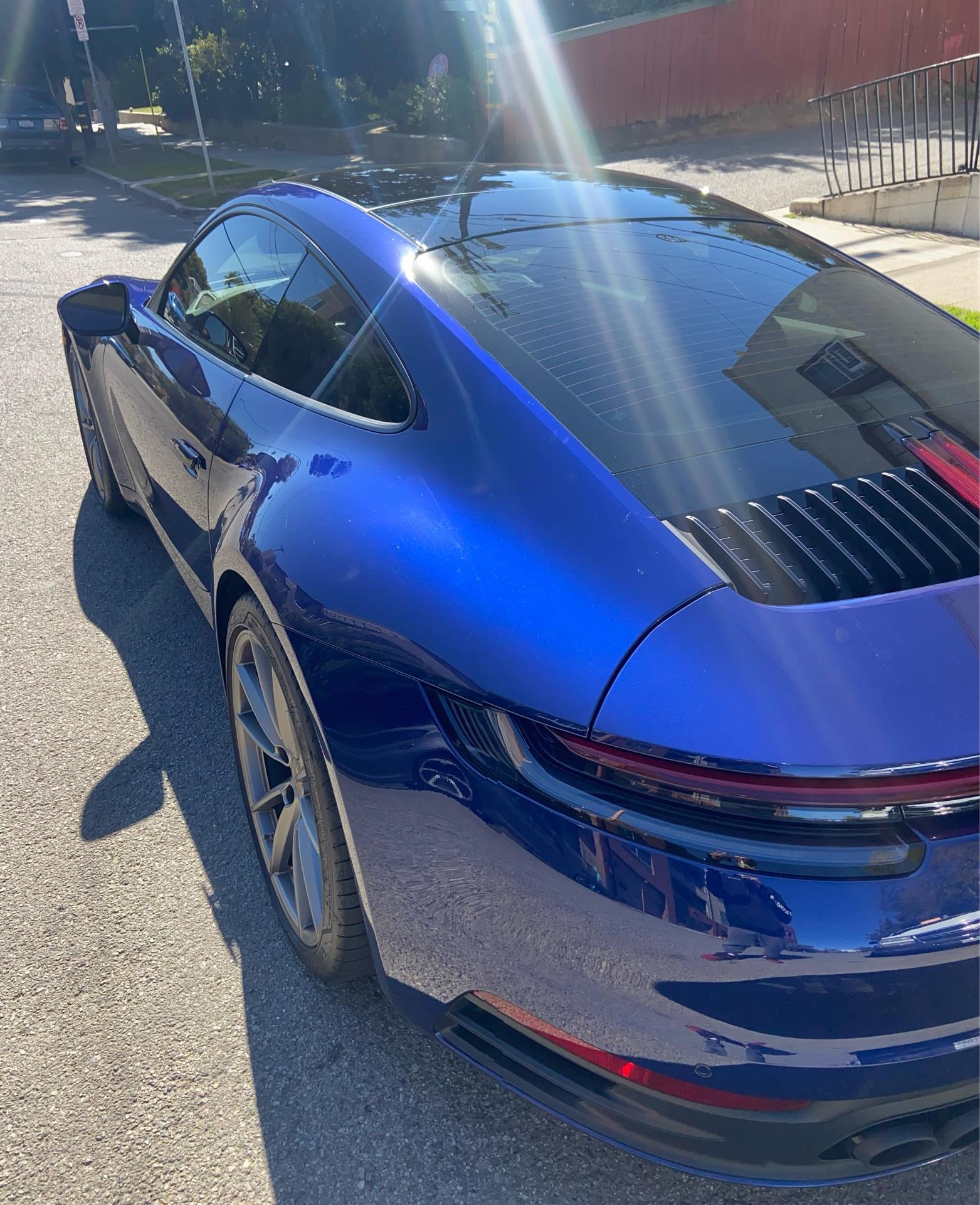 Porsche 911 - photo 0