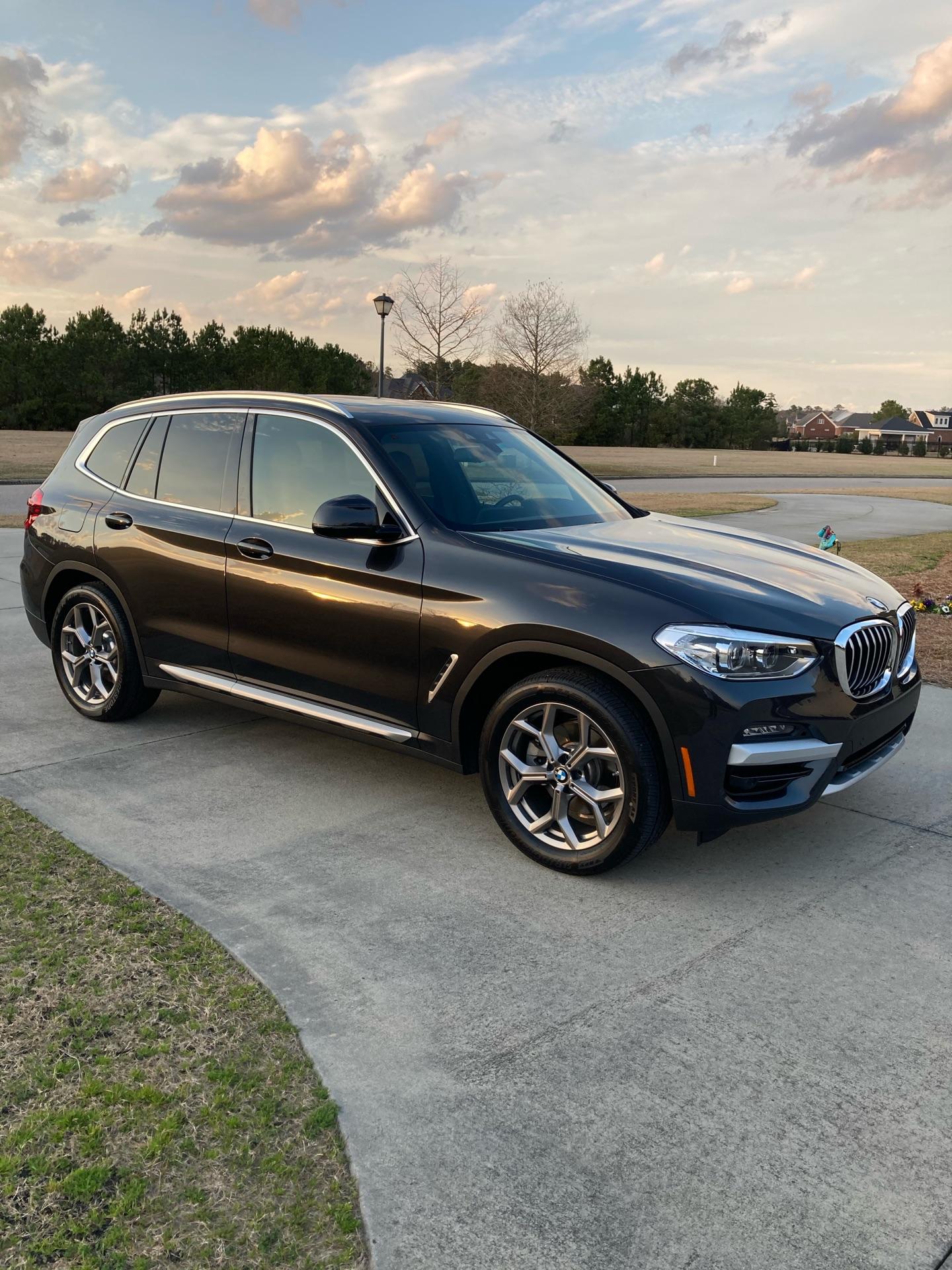 2020 BMW X3 - photo 0