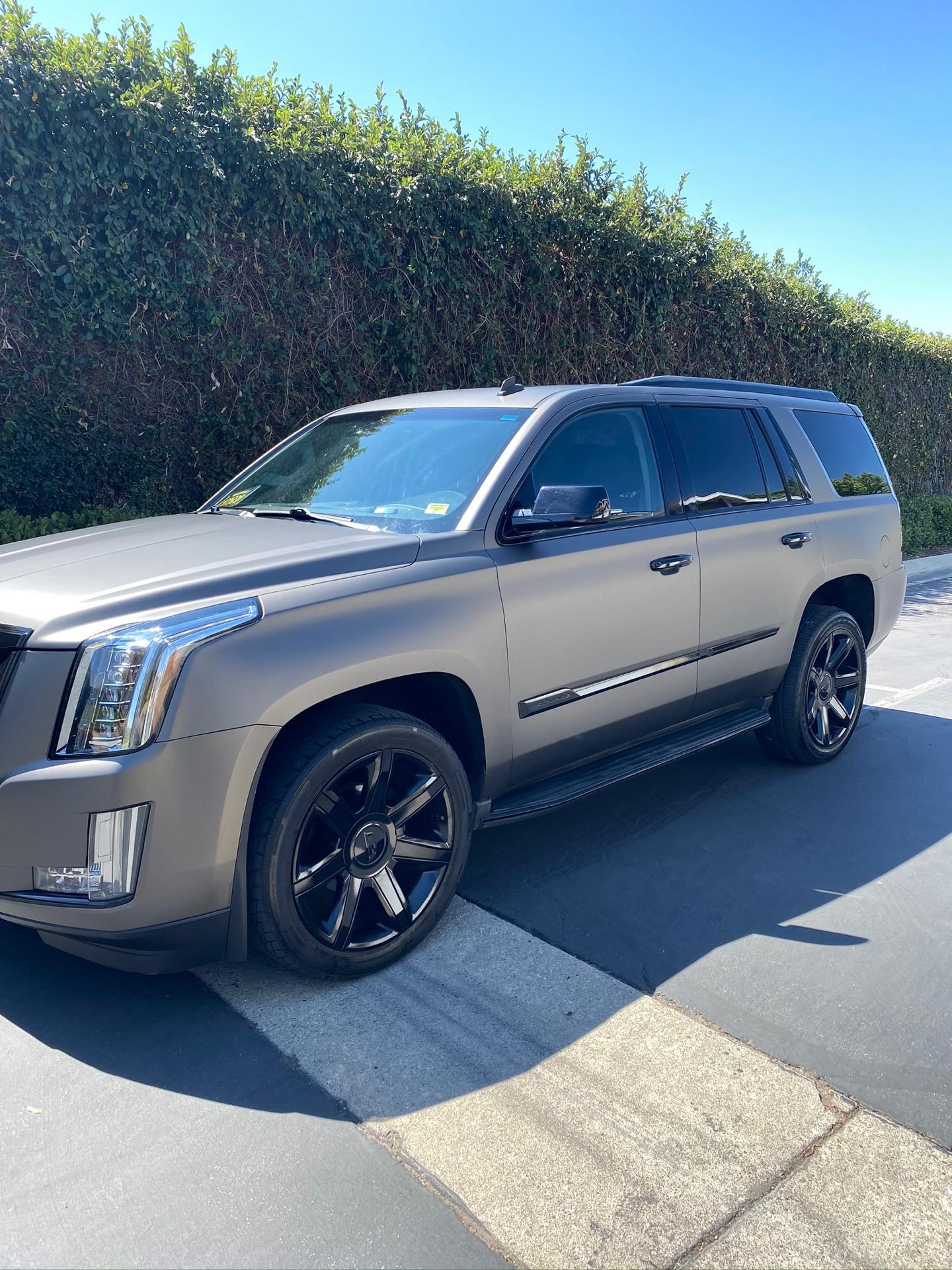 2015 Cadillac Escalade - photo 0