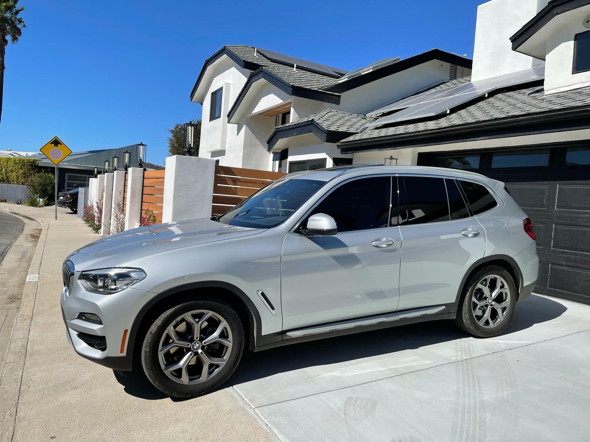 2020 BMW X3 - photo 1