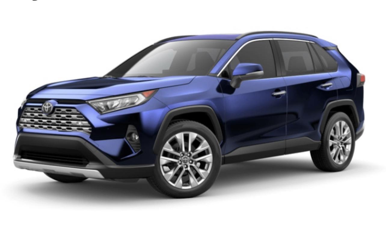 2019 Toyota RAV4 Hybrid - photo 0