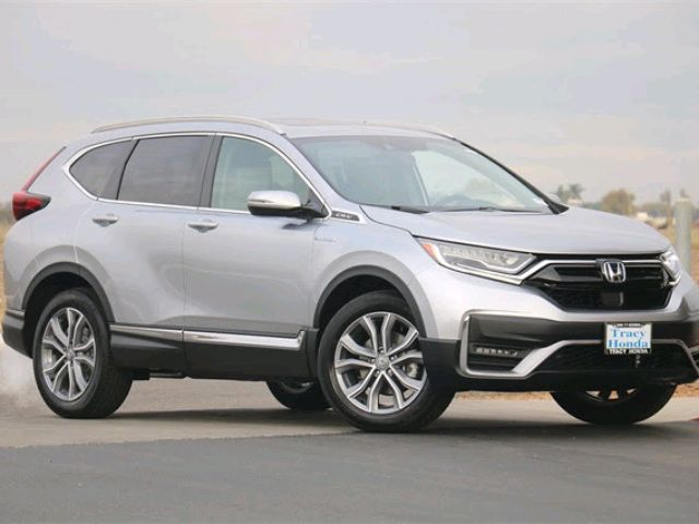 2020 Honda CR-V - photo 0