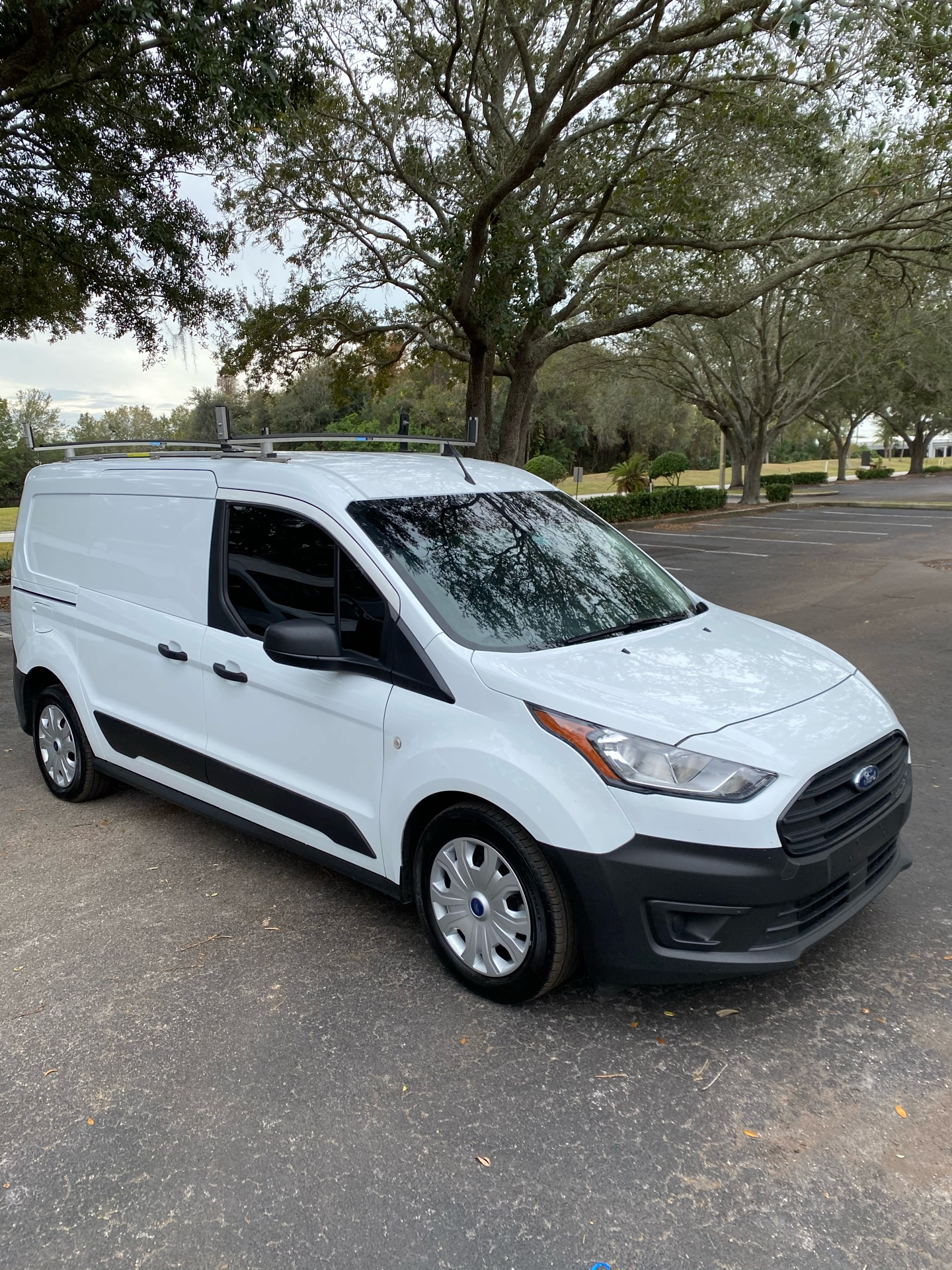 2020 Ford Transit Cargo - photo 2