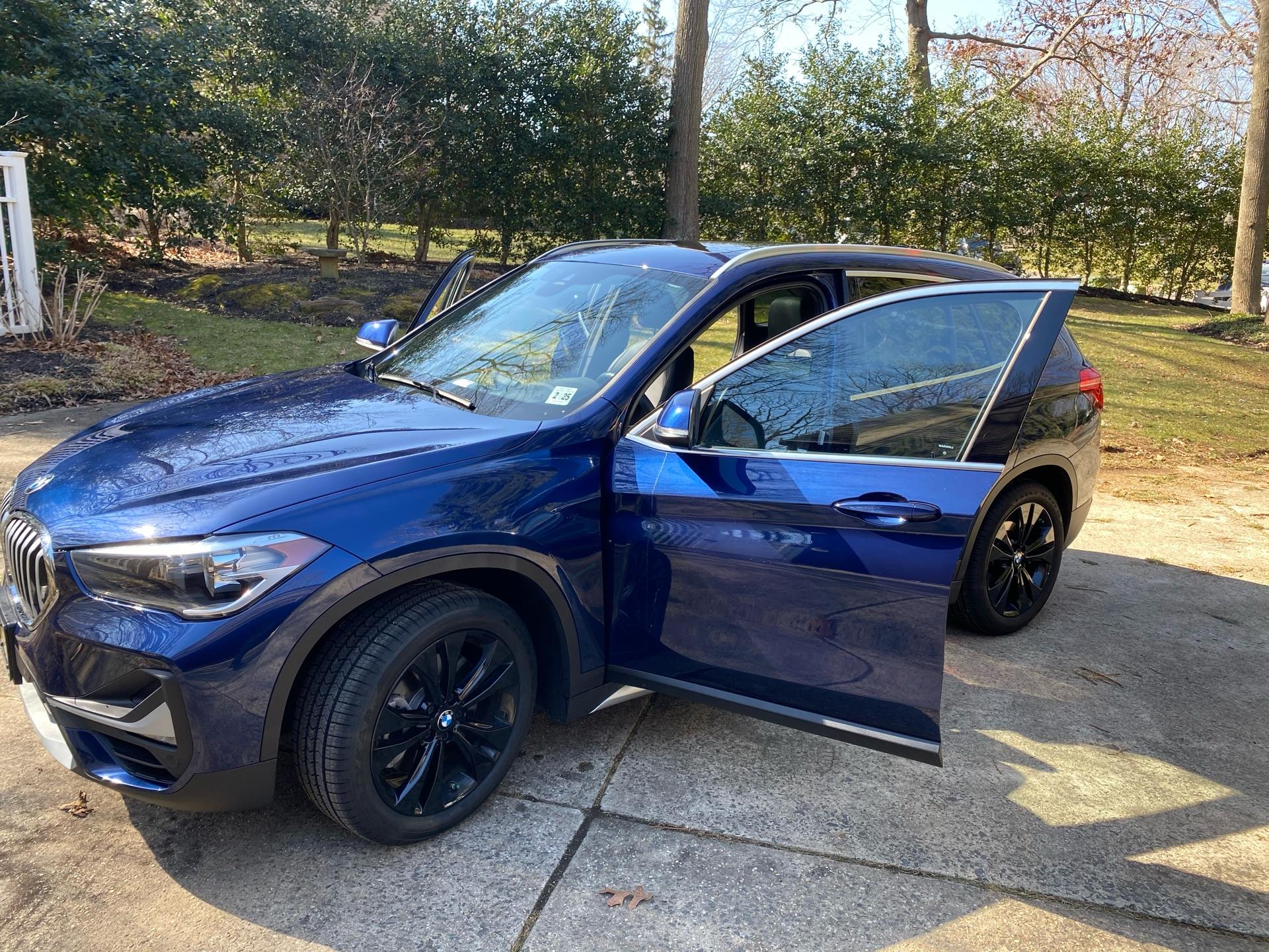 2020 BMW X1 - photo 3