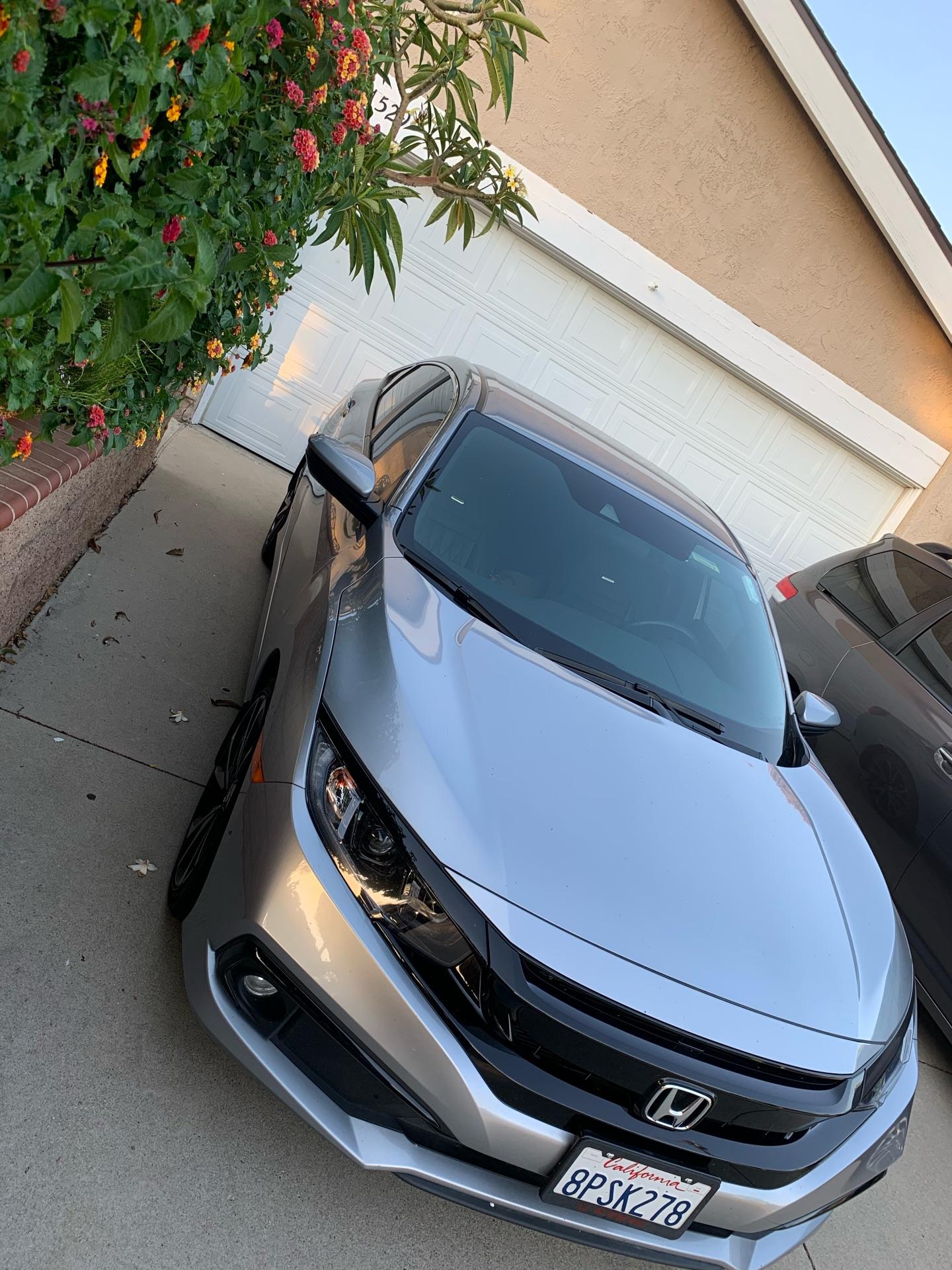 2020 Honda Civic - photo 2