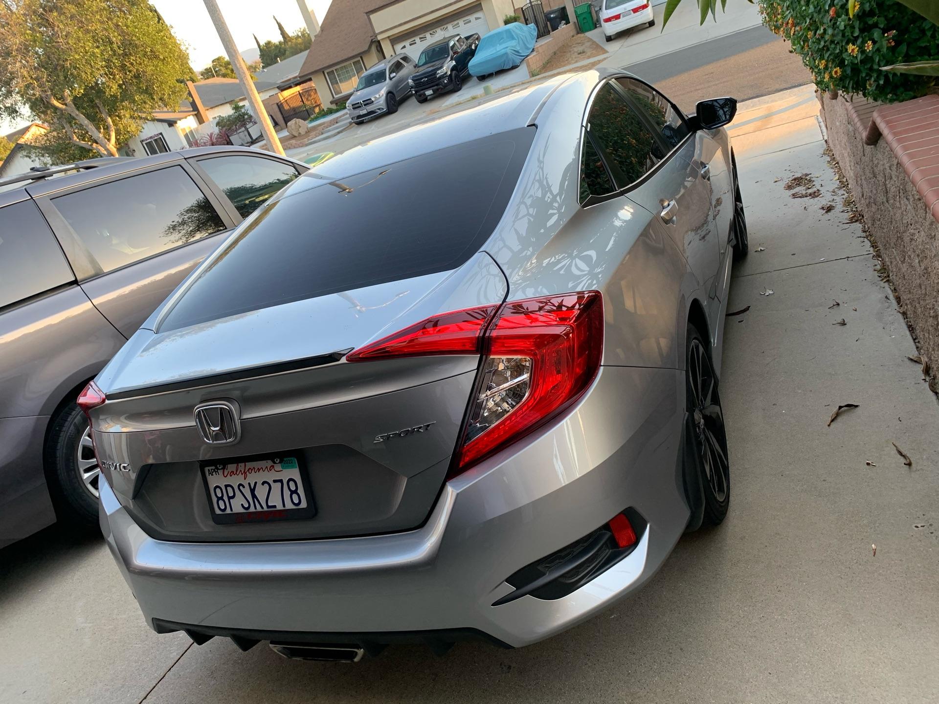 2020 Honda Civic - photo 3