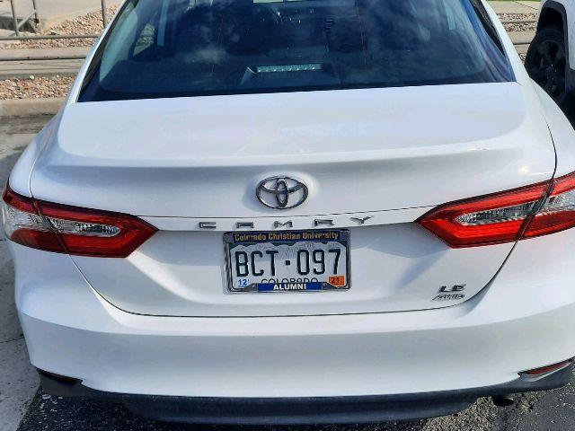 2020 Toyota Camry - photo 1